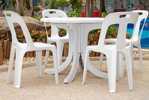 KunststoffReiniger für Gartenmöbel, Fensterrahmen, Kunststoffmöbel