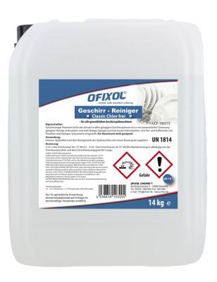 Geschirr-Reiniger Typ 14 (chlorfrei)