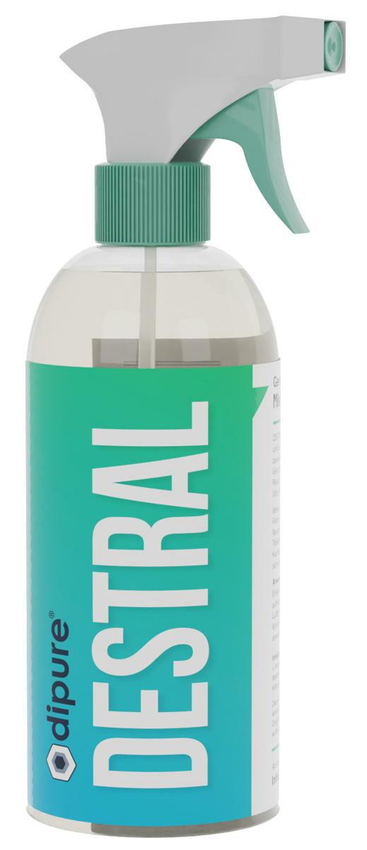 Flasche von Destral Lufterfrischer