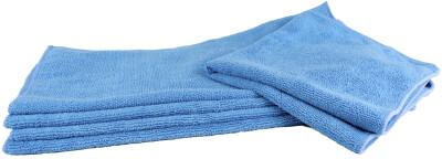 Mikrofasertuch FROTTY Premium (40x40cm) blau/grau (10er Packs)