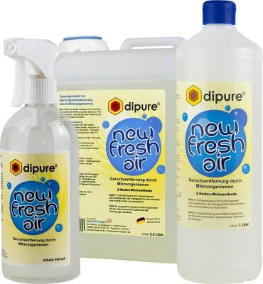 dipure® New Fresh Air Geruchsentferner mit Mikroorganismen