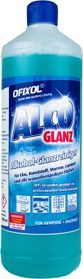 Alco GLANZ Alkoholreiniger 1000 ml Kunststoffflasche