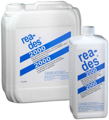 rea-des® 2000 Reinigung und Desinfektion (Konzentrat)