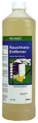 Rauchharz-Entferner für Räucherkammern, Öfen