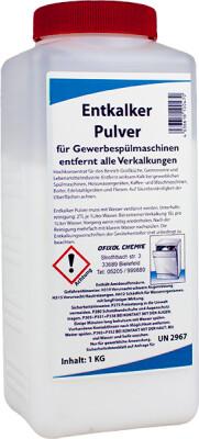 Entkalker Pulver