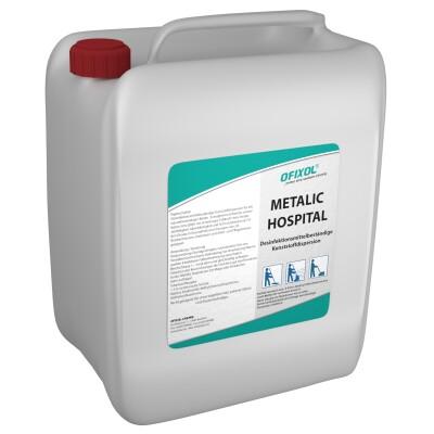 Metallic HOSPITAL