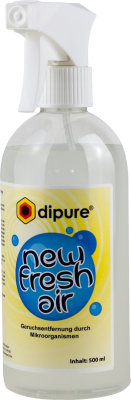 New Fresh Air Geruchsentferner mit Mikroorganismen 500 ml