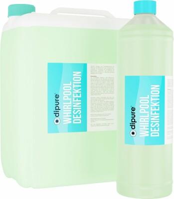 dipure® Whirlpool-Desinfektion & Reinigung