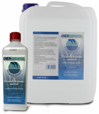 DESOFIXOL Desinfektionsmittel (Flächendesinfektion) wirksam gegen Viren, Bakterien, Pilze